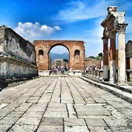 Buyourtour - Pompeii and Mt. Vesuvius Tour + Wine Tasting