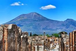 Tour Guidato Pompei+Vesuvio salta la fila + Pranzo