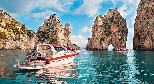 Buyourtour - Capri Boat Tour