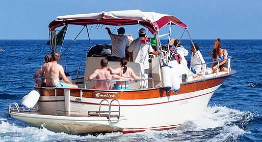 Buyourtour - Capri Boat Tour (full day)
