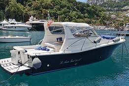 Giro dell'isola di Capri in barca
