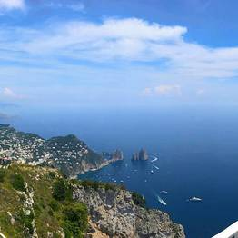 Capri Tour Information - Capri: Boat and Walking Tour