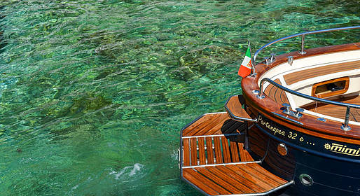 Capri Summer Tour - Capri: tour in barca + pranzo alla Conca del Sogno
