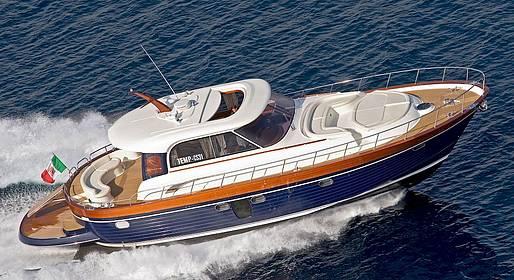 Lucibello  - Capri, Ischia o Costiera: tour luxury con Aprea Mare 60