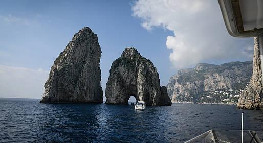 HP Travel - Capri Boat Tour: Open Ticket