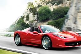 Transfer privato su Ferrari o Maserati