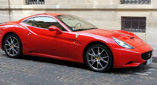 HP Travel - Transfer Rome - Sorrento via Ferrari or Maserati