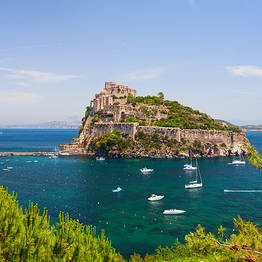 Lucibello  - Boat Tour of Ischia - 8-Hour Tour - Gozzo Boat