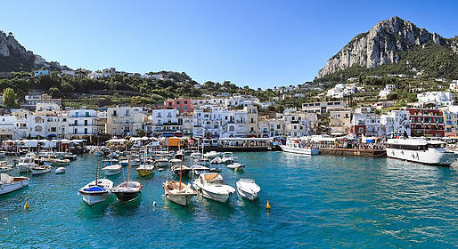 Lucibello  - Boat Transfer from Positano to Capri (or vice versa)