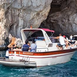 Buyourtour - Tour in barca a Capri con pick-up da Positano