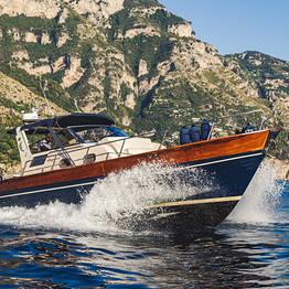 Charter System  - Tour privato dell'isola di Capri da Sorrento o Positano