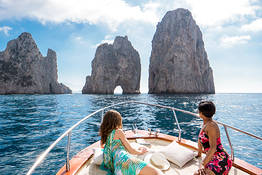 Capri Island Classic Tour by Private Boat