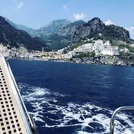 Charter System  - verso Amalfi