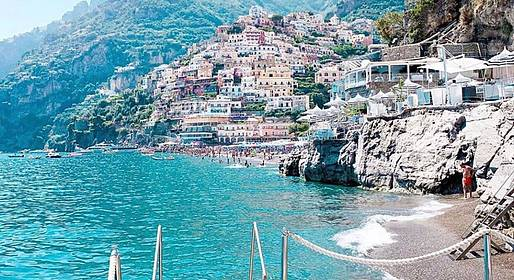 Charter System  -  Amalfi Coast: Private Boat Tour (full day)
