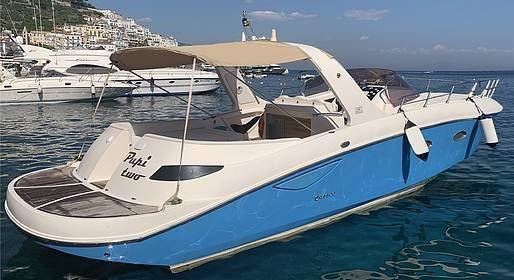 Charter System  - Private Boat Tour of Capri and Positano