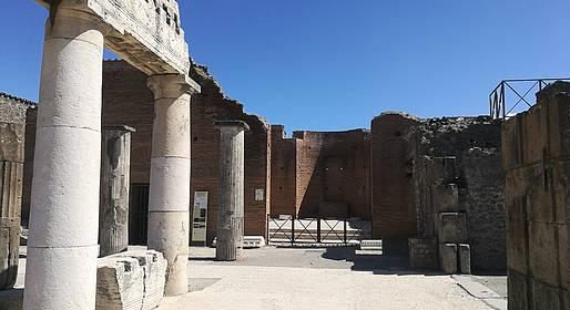 Goldentours - Pompeii & Wine Tasting
