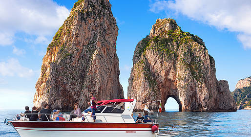 Buyourtour - Private Boat Tour from Sorrento to Capri and Positano