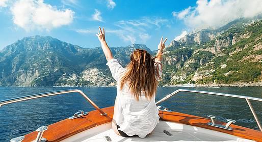 Buyourtour - Tour privato in barca a Positano e Amalfi (da Sorrento)
