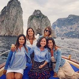 Gianni's Boat - The Magic of Capri in Autumn: 2-hour Group Tour