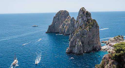 Magia Boats - Tour in barca privata a Capri (giornata intera)
