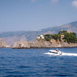 Magia Boats - Sunset Boat Tour to the Li Galli Islets