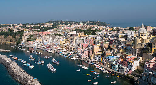 Magia Boats - Ischia and Procida: Private Boat Tour from Positano