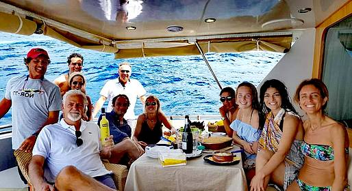 Pèpecello Yacht Tours - Full-Day Boat Tour to Ischia Sant'Angelo