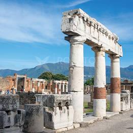 WorldTours - Pompeii, Herculaneum, and Wine Tasting on Mt. Vesuvius