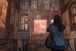 Tour di Pompei da Salerno
