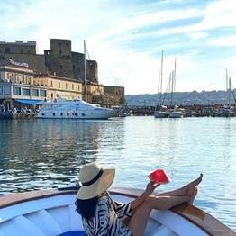 Gianni's Boat Naples - Naples by Sea: 3-hour Private Boat Tour