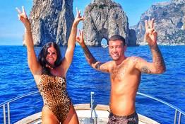 Tour in barca luxury(privato)di Capri, full or half day