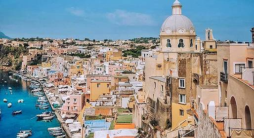 Misal Sorrento Boat Charter - Ischia and/or Procida Classic Tour 100% Italian Style