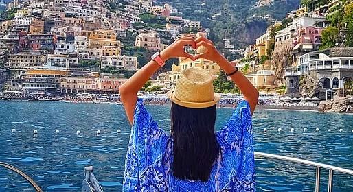 Misal Sorrento Boat Charter - Tour privato in barca luxury a Capri e Positano