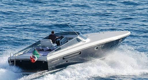 Misal Sorrento Boat Charter - Napoli - Capri (o viceversa): transfer in barca privata