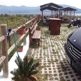 Astarita Car Service - Tour do vinho - Lacryma Christi