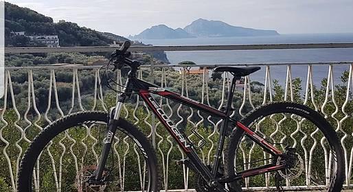 Enjoy Bike Sorrento - Bike Tour: Punta Campanella & Mount San Costanzo