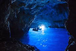 Capri: water taxi dal porto alla Grotta Azzurra A/R