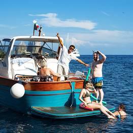 Buyourtour - Capri + Blue Grotto Half-Day Tour from Sorrento