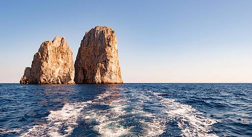Buyourtour - Capri + Blue Grotto Half-Day Tour from Sorrento