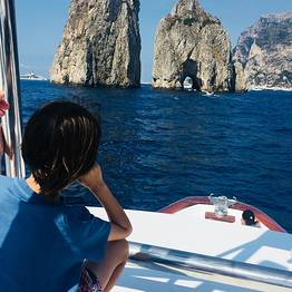 Nesea Capri Tour - Treasure Island: Private tour for kids & families