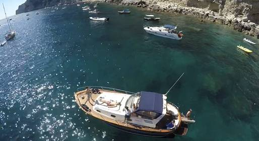 Charter System  - Classic Private boat tour of Capri and Nerano -full day