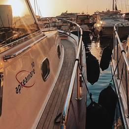 Charter System  - Aprea mare in Porto