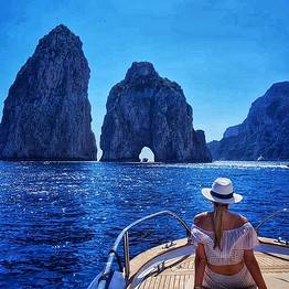 Misal Sorrento Boat Charter - Capri and  Ischia or Procida Classic tour by Itama 40