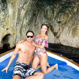 Capri Relax Boats - Full Day Capri and Nerano Boat Tour