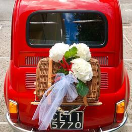 Enjoy Bike Sorrento - Costiera Amalfitana in Fiat 500 vintage
