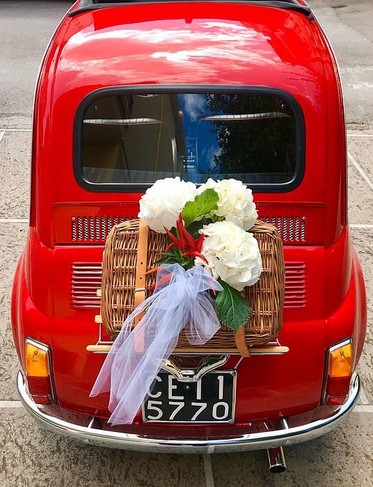Tour Fotografico della Costiera Amalfitana in Fiat 500 ...