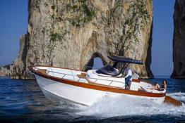 Capri and Nerano Tour by Gozzo:the true Italian style