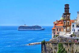 """Capri Classic Tour"" from your Cruise Ship"