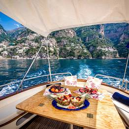Sea Living - Small-Group Boat Tour from Positano to Capri