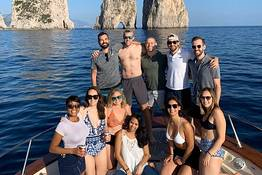Small-Group Boat Tour from Positano to Capri